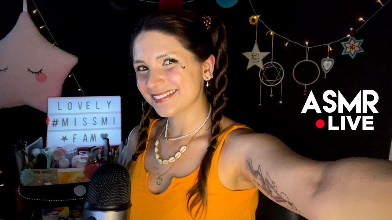 ASMR LIVE ♡ weekend vibeZzz ♡ (German/Deutsch)
