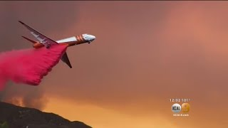 Baixar Holy Fire Grows To 9,400 Acres, Threatens Lake Elsinore