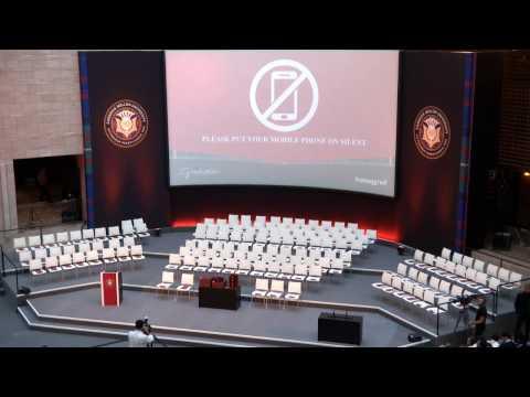 2016 CMU Q Graduation - full video stream