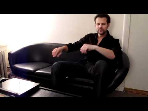 Feature Film Audition in French (French Gigolo) - Christopher Peuler