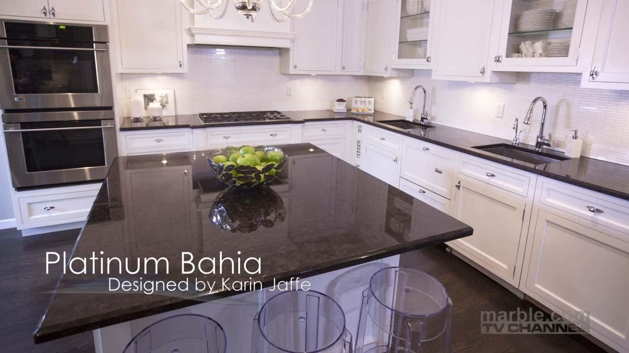 Platinum Bahia Granite Countertops Marble Com Tv Channel