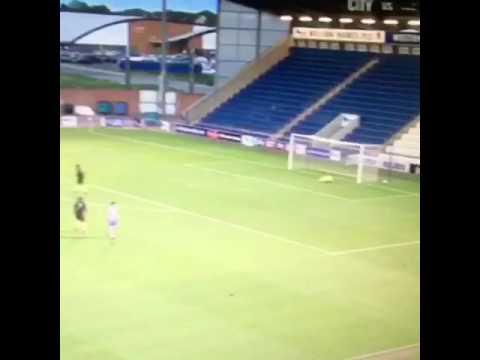 Two Sensational Goals by Manchester City Baller Taylor Richards