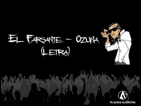 El farsante - Ozuna (letra)