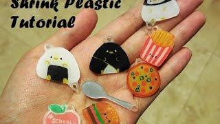 Shrink Plastic REPEAT AND SUCCESS! Shrink Plastic Tutorial