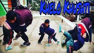 Khelo kushti || Dangal kushti of sarazi boyz