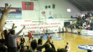 Best Balıkesir 77 - 71 Gediz Üniv.  25.04.2015