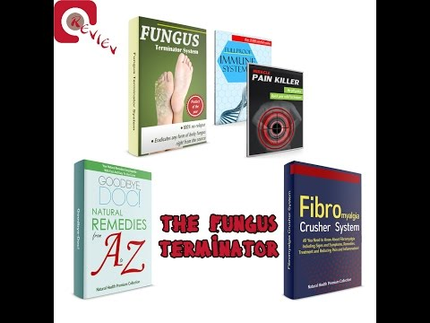 The Fungus Terminator | Special Discount | Natural Remedies For Toe Fungus