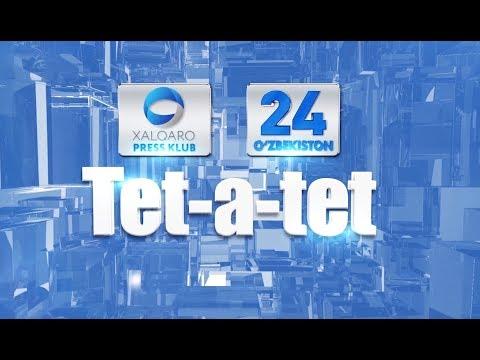 TET-A-TET NAMANGAN viloyati Hokimi bilan 11.08.2017