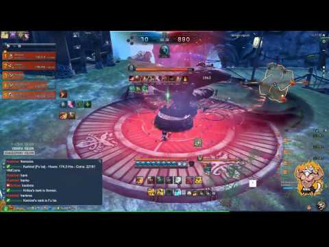 Summoner in Blade and Soul in Clan Battles   Game 10  