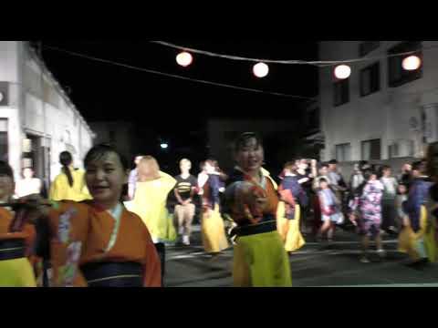 萩夏祭り2019 総踊り