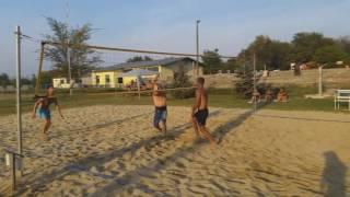 Hajdúnánás strandröplabda 2016 Szept 3. - Elődöntő