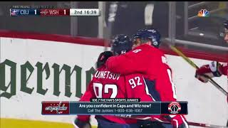Undefeated Weekend for the Capitals and Wizards