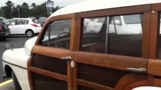 49 Plymouth Woody Beach Boys Special