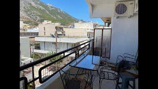 Купить квартиру в Греции у моря. Недорогая квартира в Лутраки
