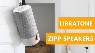 Wireless Speaker Zipp by Startup Libratone