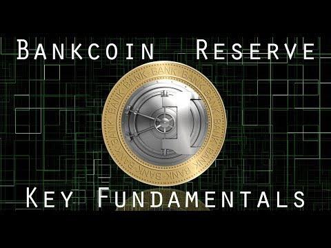 Bankcoin Reserve -  Key Fundamentals