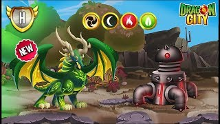 Dragon City - RACE for The DRAGONVERSE, NEW HEROIC DRAGON 2018