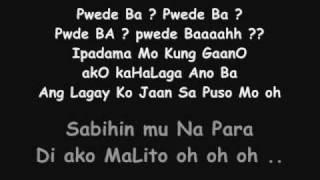 Pwede Ba - Rydeen Ft. Kawayan6 w/ Lyrics