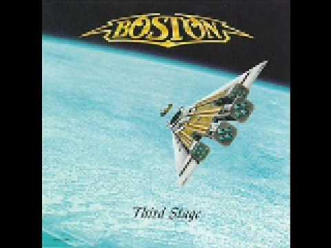 Boston - To Be A Man