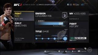 EA SPORTS™ UFC® 2_2018 Dubzan Lagswitch cheater report