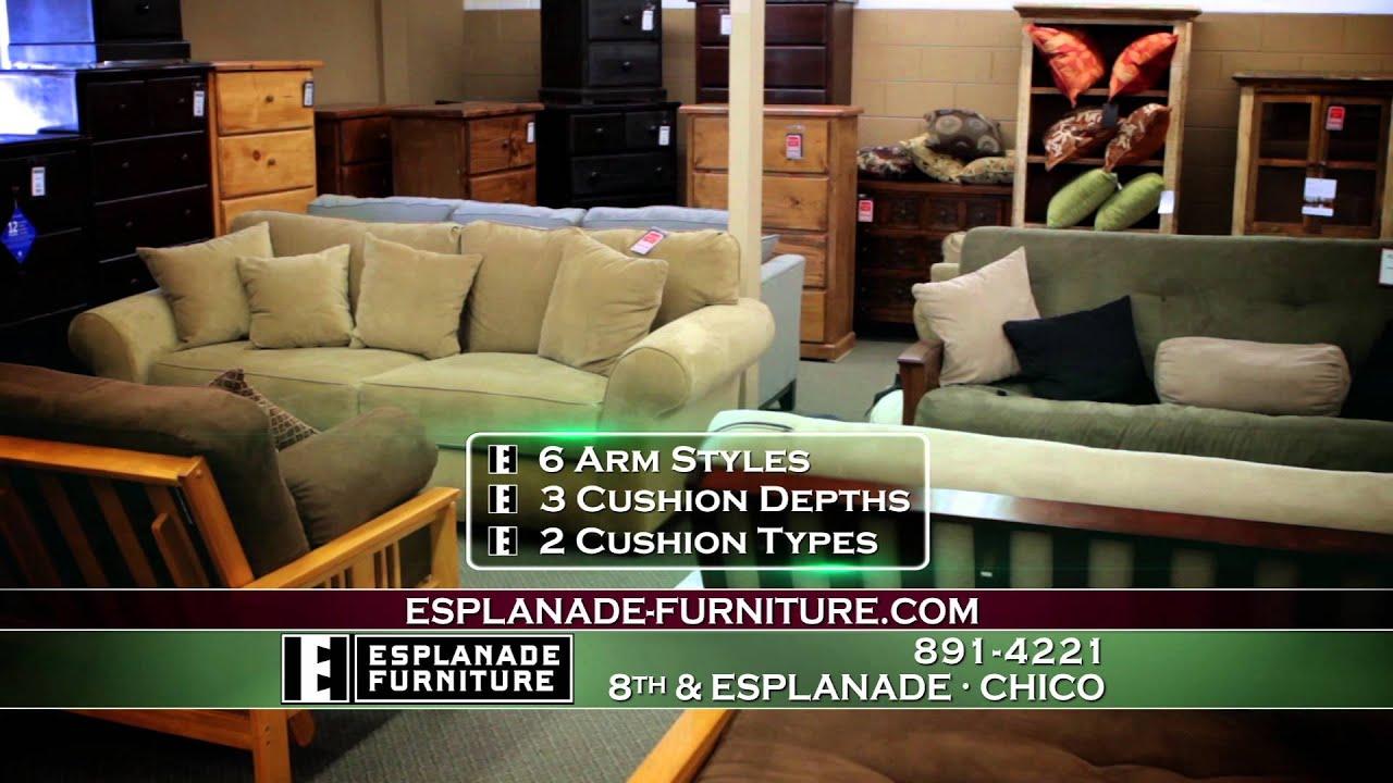 Esplanade Furniture Sofas