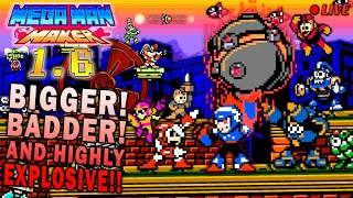 We Play YOUR Mega Man Maker Levels LIVE #79
