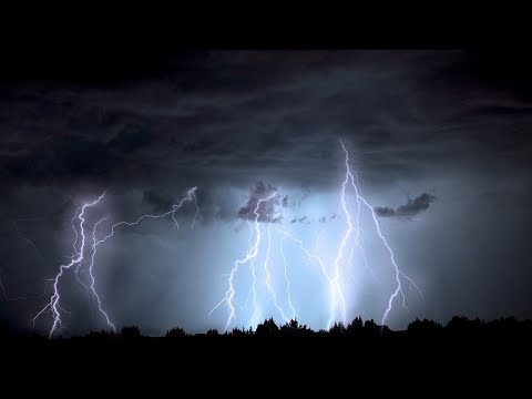 Dark Japanese Music Thunder And Rain Youtube