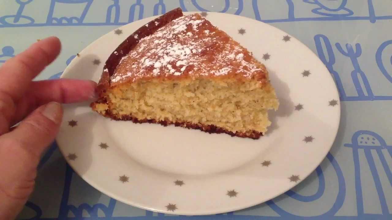 Cake à Lancienne Recette De Gateau Traditionnelle Youtube