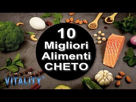 I migliori alimenti nella Dieta Chetogenica