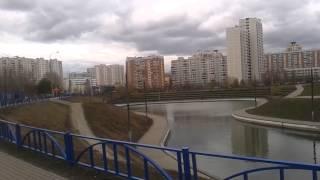 Видео прогулки по... Парки Москвы. Марьино.Парк Дюссельдорфский(Видео прогулки по... Парки Москвы. Марьино.Парк Дюссельдорфский - https://youtu.be/CylgxYVe9CM Видео путешествие с TVE -..., 2015-04-22T12:19:48.000Z)