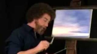 Bob Ross - Happy Little Outtakes