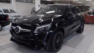Mercedes GLE 63 AMG Coupé em Detalhes - Falando de Carro