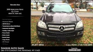 Used 2008 Mercedes-Benz GL-Class | Sunrise Auto Sales, Rosedale, NY
