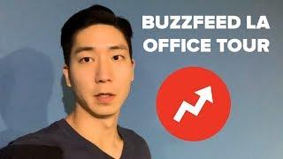 BuzzFeed LA Tour • 버즈피드 LA 지사 투어