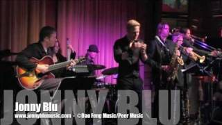 Jonny Blu - Taboo - Live at Vibrato Jazz Club - May 4, 2010