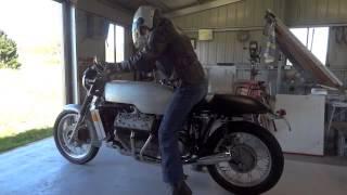 Rat Cafe V8 Bike Ride