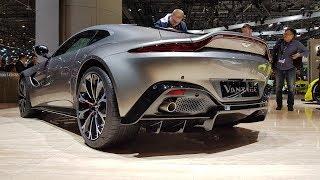 Nuova Aston Martin Vantage, si parte da 130.000 euro | Salone di Ginevra 2018