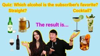 Straight(Beer, Wine) VS Cockta…