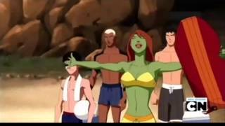 Young justice 21 Jump Street Trailer
