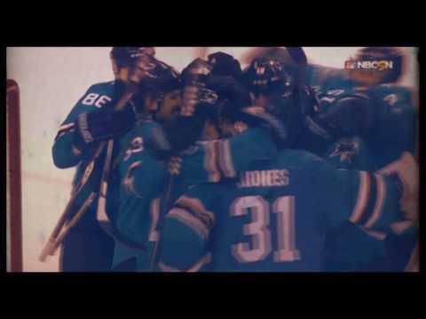 History will be made - San Jose Sharks