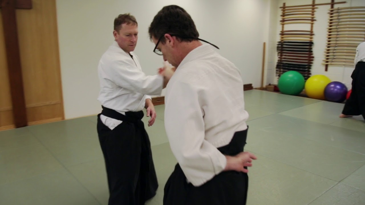 Aikido School of Central Ohio   Martial Arts and Self