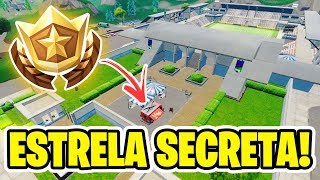 FORTNITE | SECRET STAR OF THE WEEK 6 NEW PLACE OF THE FOOD TRUCK! NEW STADIUM