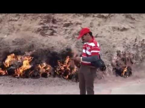 HINDU FIRE TEMPLE IN Azerbaijan VISIT BY TN SURESH KUMAR MAHAYATRI