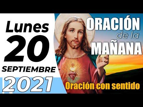 Oración De La Mañana De Hoy, Domingo 20 De Septiembre De 2021 - Cosmovision