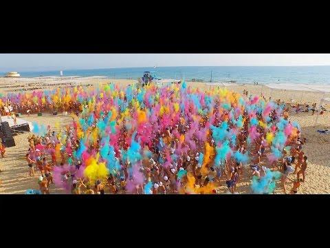 Фестиваль красок в санатории Вита (Закрытие лета 2016)
