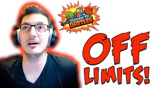 BTD Battles | THAT Tower is... OFF LIMITS!