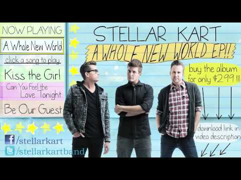A Whole New World (Aladdin Rock Version) - Stellar Kart