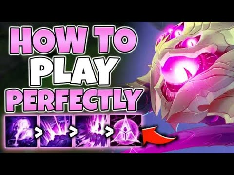 HOW TO PLAY VEL'KOZ LIKE A CHALLENGER PLAYER | RANK 1 VEL'KOZ GAMEPLAY - League Of Legends