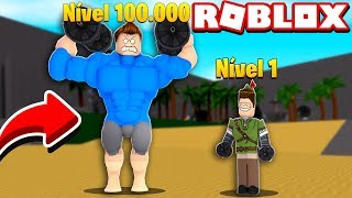 I TURNED THE STRONGEST AND FOUGHT IN THE ROBLOX!