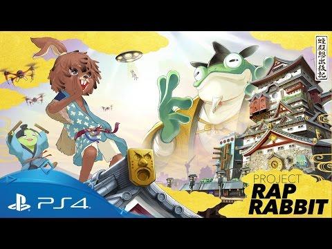 Project Rap Rabbit | Reveal Feature | PS4